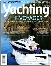 Yachting - 2014, July - Costal Craft's 65 Concord, Five New Lifesaving Devices