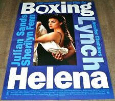 BOXING HELENA - Jennifer Lynch / Sherilyn Fenn AFFICHE 60CM/80CM D'ÉPOQUE (1993)