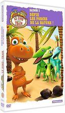 """DVD """"Le Dino Train - Défie les forces de la nature !""""  NEUF SOUS BLISTER"""
