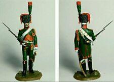 PEINT! Chasseurs à cheval de la garde, France 1807, tenue d'escorte / 54 mm