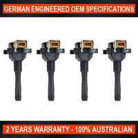 4x Ignition Coil for BMW 318i E36 318is E30 E36 1.8L
