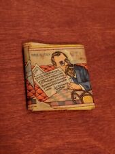 Rare Vintage S. D. Modiano Cigarette Rolling Papers Club French Square