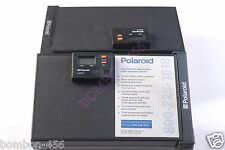 (X2) POLAROID BACK FOR 600SE CAMERA.-NO ROLLERS OR DARK SLIDE. AS IS!