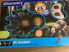 Discovery Tarantula LED Infrared Remote Controlled Lifelike!  Ages8+ New In Box