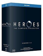 Blu Ray Heroes - Stagioni 1-4 (Boxset) (17 Blu-Ray) ....NUOVO