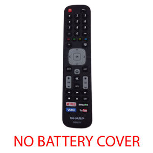 OEM Remote Control for Sharp EN2A27ST TV (No Cover)