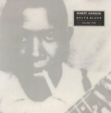 ROBERT JOHNSON - Delta blues - Volume two - CD album