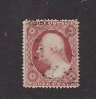 United States stamp #26, used, SCV $9