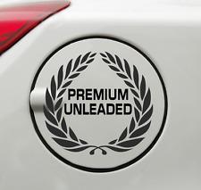 UNLEADED WREATH DECAL STICKER BNS CAR 4X4 TRUCK ROAD UTE RALLY DECALS STICKER
