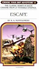 Escape by Montgomery, R. A.