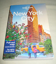 Lonely Planet New York Travel Guide Book Map 2014 Edition NEW FREE Postage NEW
