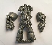 Cyclone Missile Space Marine Terminator Rogue Trader 1989