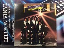 The Temptations Hear To Tempt You LP Album Vinyl Record SD19143 A1/AA1 Soul 70's