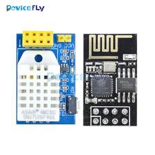 ESP8266 ESP-01S AM2302 DHT22 Temperature Humidity Sensor Wifi Wireless Module