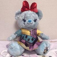 Unibearsity Nightmare Before Christmas Quilt Sally Plush Doll Disney Store Japan
