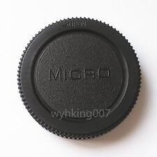 50PCS Rear Lens Cap Caps Cover For Olympus Pen E-PL3 E-PM2 E-PL5 Micro 4/3 m4/3