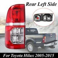 Left Rear Tail Brake Light Lamp For Toyota Hilux SR SR5 7 Gen Pickup 2005~2015