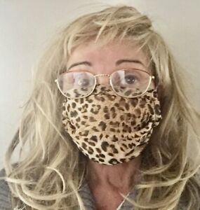 Face Mask Soft Unisex Washable Reusable Outdoor Protection 3 layers