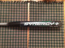 RARE NIW OG EASTON SYNERGY+ PLUS IMX SCX23 28 oz Slowpitch Softball Bat 100 MPH+