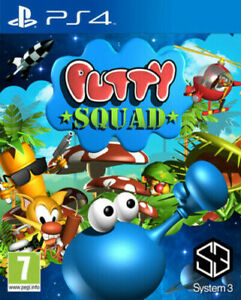 Putty Squad (PS4) PEGI 7+ Platform ***NEW*** Family Kids Game Idea OFFICIAL UK
