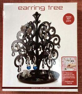 Earring Tree Holds 40+ Pairs NIB