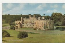 Leeds Castle near Maidstone Old Postcard, B087