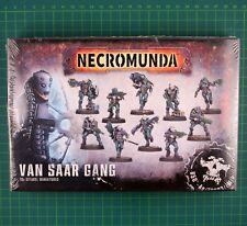 Van Saar Gang Box 300-29 Necromunda