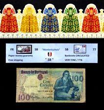 (FR), PORTUGAL, 100 Escudos, Année : 1984.