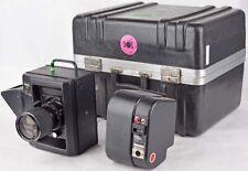 Camerz Zii Long Roll Film 75-150mm Medium Format Camera +Case and Magazine