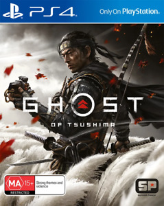 Ghost of Tsushima PS4 Game NEW