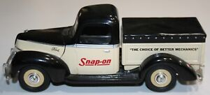 Snap-on 1940 Ford Pickup Bank Limited Edition - Liberty Classics  Die cast