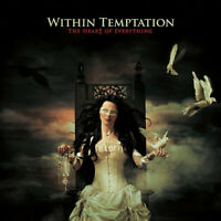 Within Temptation : The Heart of Everything CD (2018) ***NEW*** Amazing Value