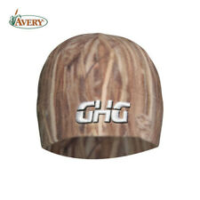 Avery Outdoors Soft Fleece GHG Marsh Grass Camo Hunting Beanie Hat / Skull Cap