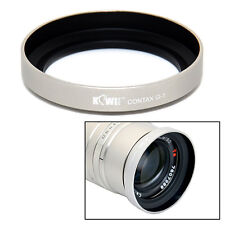 Pare-Soleil Parasoleil Objectif Photo pour Contax 35mm 28mm 35-70mm G1 G2