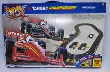 Vintage Hot Wheels Target Championship Electric Race Track (1999) missing 1 Car