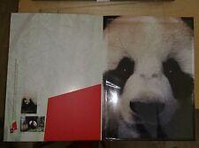 Giant Panda Project 2015 - MALAYSIA CHINA PANDA FOLDER for fdc stamps sheetlet
