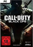 CALL OF DUTY BLACK OPS [EU] COD 7 VII STEAM [UNCUT] PC Download Code CD Key