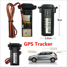 Car Autos Real Time Monitor Tracker Mini Builtin Battery GSM GPS Tracker Tool
