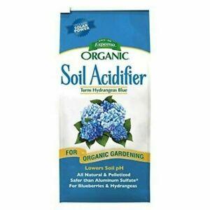 Espoma 6lb Organic Soil Acidifier Fertilizer