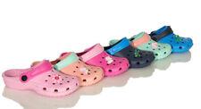 Kinder Clogs Strandschuhe Badeslipper Sandale Pantoletten Hausschuhe Slipper