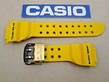 Casio G-Shock Frogman 30th Anniversary GF-8230E-9 resin watch band yellow