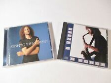 Kenny G 2 CD Lot 1988 G Force & 1996 The Moment Arista Records