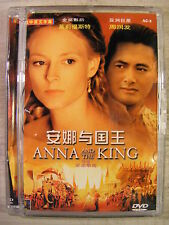 Anna and the King (DVD, 2000) Asian Import All Regions