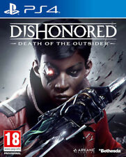 Dishonored Death Of The Outsider PS4 * NEW SEALED PAL *
