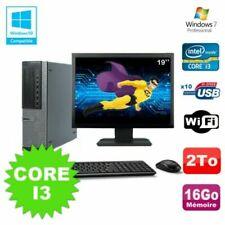 PC de bureau Dell avec intel core 2