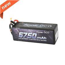 Gens Ace Lipo batería 6750mah 14,8v 70c 4s1p estuche duro-b70c6750-4shc14