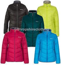 Regatta Womens/Ladies Icebound Showerproof Lightweight Quilted Padded Jacket