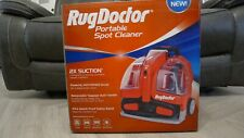 Rug Doctor 1100W Portable Spot Cleaner - Red