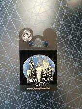 New Disney Tinkerbell Tinker Bell New York City 2009 Pin