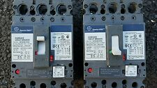 USE GE SEHA36AT0030 30 AMP 3 POLE 600 VAC W/ 30A TRIP UNIT.SRPE30A30.